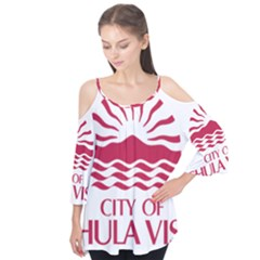 Seal Of Chula Vista Flutter Tees