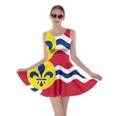 Flag Of St Skater Dress