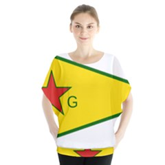Flag Of The People s Protection Units Blouse