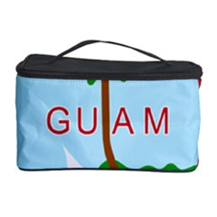 Seal Of Guam Cosmetic Storage Case