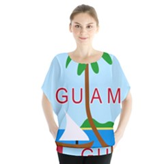 Seal Of Guam Blouse