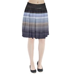Pompey Beach Pleated Skirt