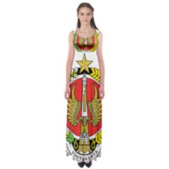 Seal of Yogyakarta  Empire Waist Maxi Dress