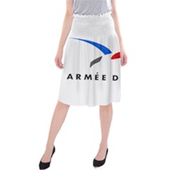Logo of The French Air Force  Midi Beach Skirt