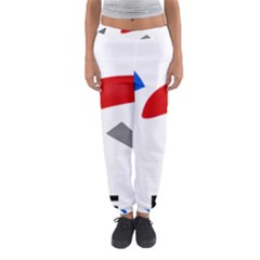 Logo Of The French Air Force (armee De L air) Women s Jogger Sweatpants