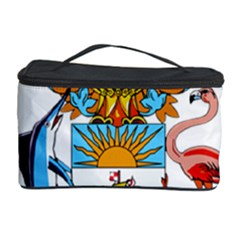 Coat of Arms of the Bahamas Cosmetic Storage Case