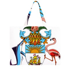 Coat of Arms of the Bahamas Large Tote Bag