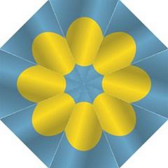 Flag of Palau Hook Handle Umbrellas (Large)