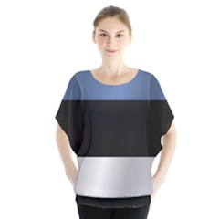 Flag Of Estonia Blouse