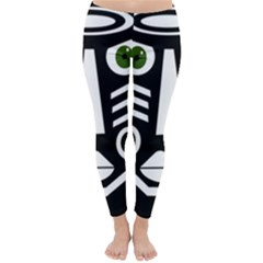 Mask Winter Leggings