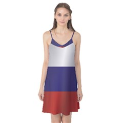 Flag Of Russia Camis Nightgown