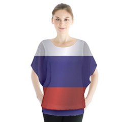 Flag Of Russia Blouse