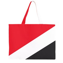 Flag Of Principality Of Sealand Large Tote Bag