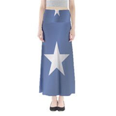 Flag Of Somalia Maxi Skirts