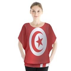 Flag Of Tunisia Blouse