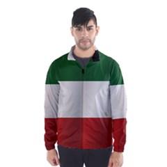 Flag Of Kuwait Wind Breaker (Men)