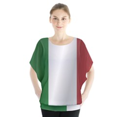 Flag Of Italy Blouse
