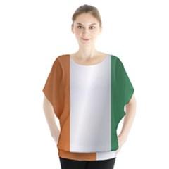 Flag Of Ivory Coast Blouse