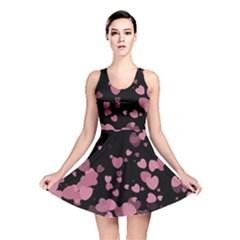Pink Love Reversible Skater Dress