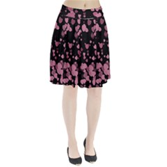 Pink Love Pleated Skirt