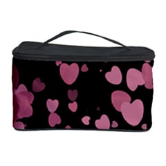 Pink Love Cosmetic Storage Case