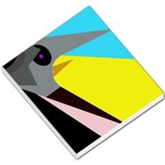 Angry bird Small Memo Pads