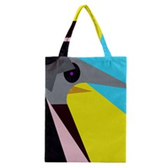 Angry bird Classic Tote Bag