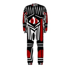 African red mask OnePiece Jumpsuit (Kids)