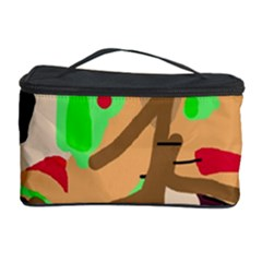 Abstract animal Cosmetic Storage Case