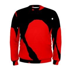 Black raven Men s Sweatshirt
