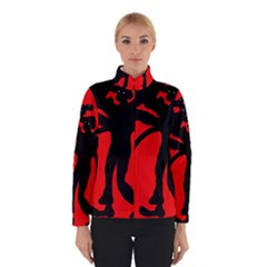 Abstract man Winterwear
