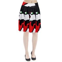 Man Pleated Skirt