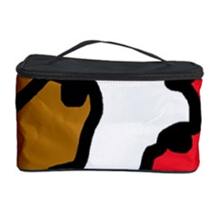 Artistic cow Cosmetic Storage Case