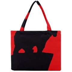 Bear Mini Tote Bag