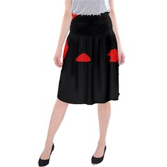 Bear Midi Beach Skirt