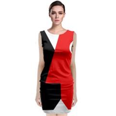 Kiss Classic Sleeveless Midi Dress