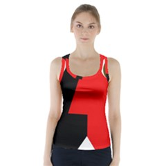 Kiss Racer Back Sports Top