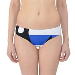 Anchor Hipster Bikini Bottoms