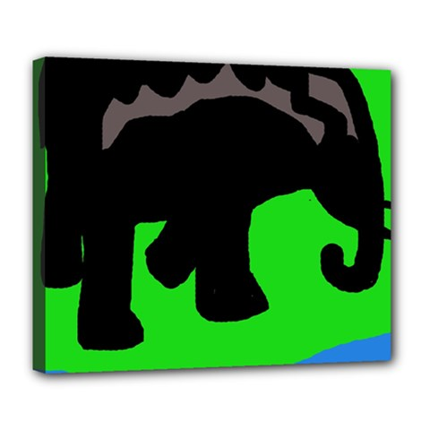 Elephand Deluxe Canvas 24  x 20