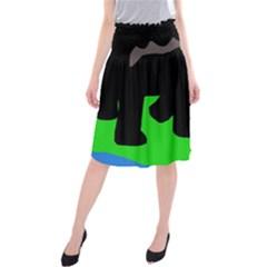 Elephand Midi Beach Skirt