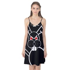 Evil rabbit Camis Nightgown