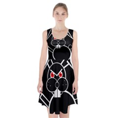 Evil Rabbit Racerback Midi Dress