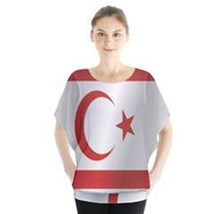 Flag Of Northern Cyprus Blouse
