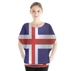 Flag Of Iceland Blouse