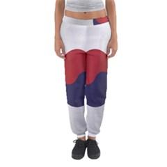 Flag Of South Korea Women s Jogger Sweatpants