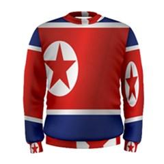 Flag Of North Korea Men s Sweatshirt