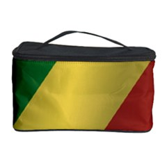 Flag Of Republic Of The Congo Cosmetic Storage Case