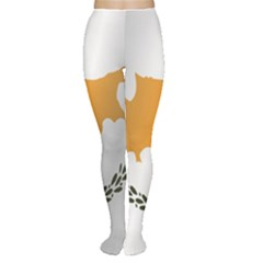 Flag Of Cyprus Women s Tights