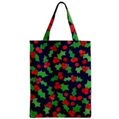 Holly Jolly Christmas Classic Tote Bag