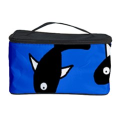 Cute fishes Cosmetic Storage Case